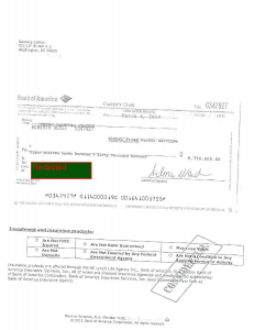 Scam letter Page 4