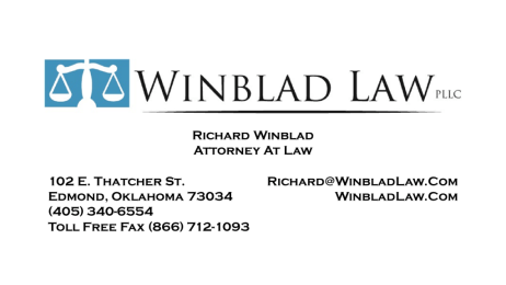 Business card new logo