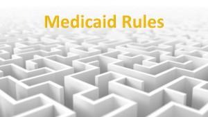 Maze Medicaid Rules foto