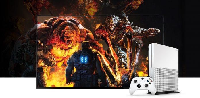 Xbox One SギアMicrosoft e