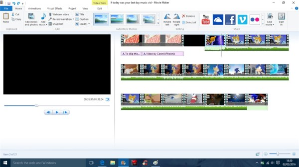 Movie Maker Coming to Windows 10? Microsoft Teases Release ...