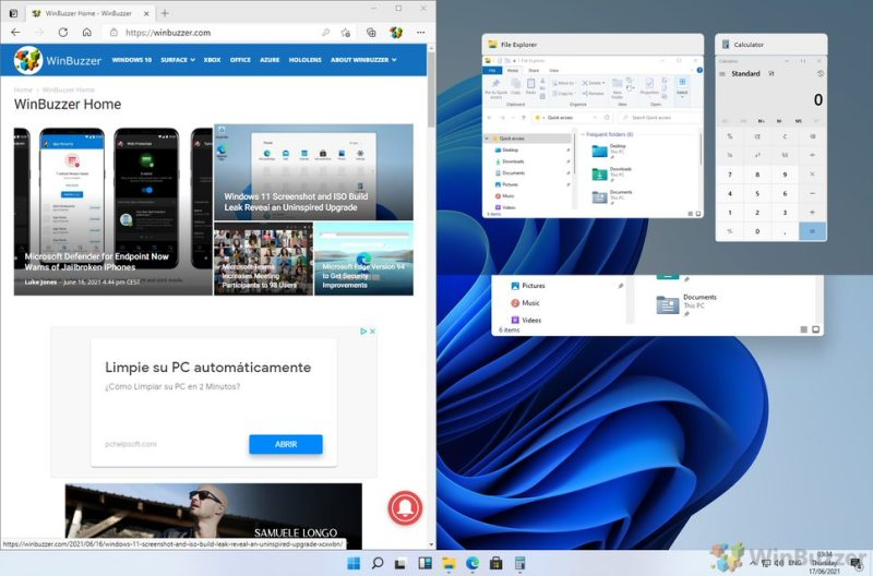Windows-11-Fancy-Zones-Multi-Tasking-WinBuzzer