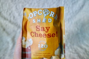 Say Cheese! Popcorn Shed