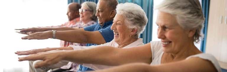 Exercise & Fitness for Seniors
