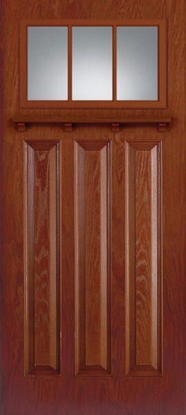 3 Panel Craftsman 3L SDL