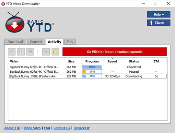 YTD Video Downloader Pro Crack & Serial Key Latest Free Download