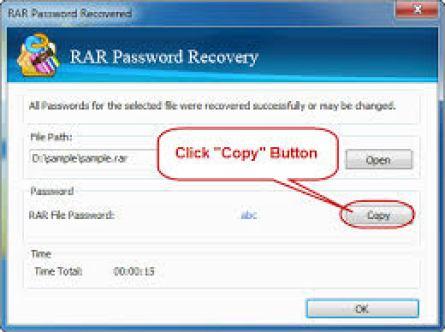 winrar password remover cracker