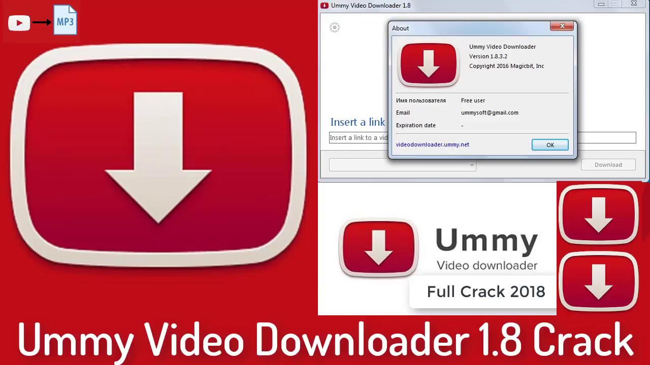 ummy video downloader 1.10.3.1 license key
