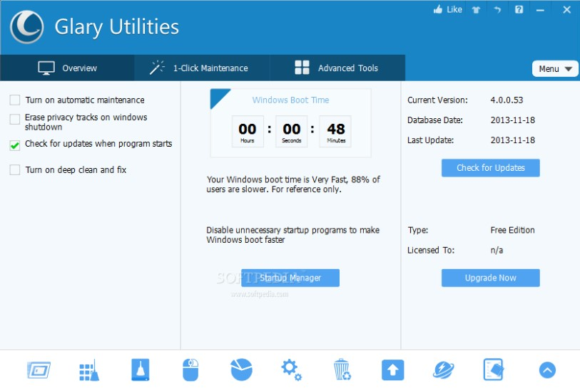 Glary Utilities Pro 5.156.0.182 License Key Full Version [WIN/MAC]