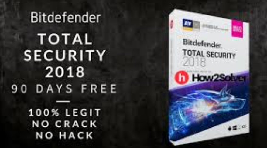 bitdefender total security 2018 product key