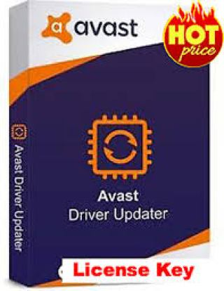 Avast Driver Updater 2.5.9 Registration key + Activation Code [2021]