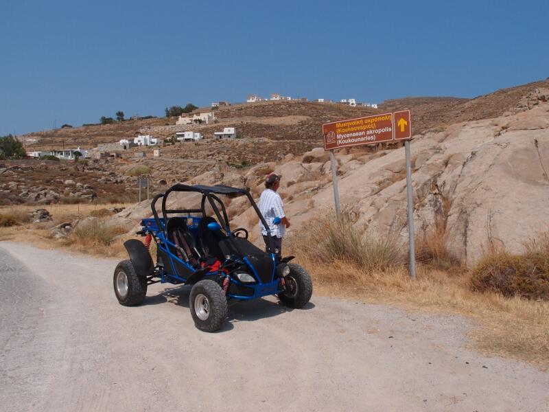 Suchbild zur Mykenischen Akropolis