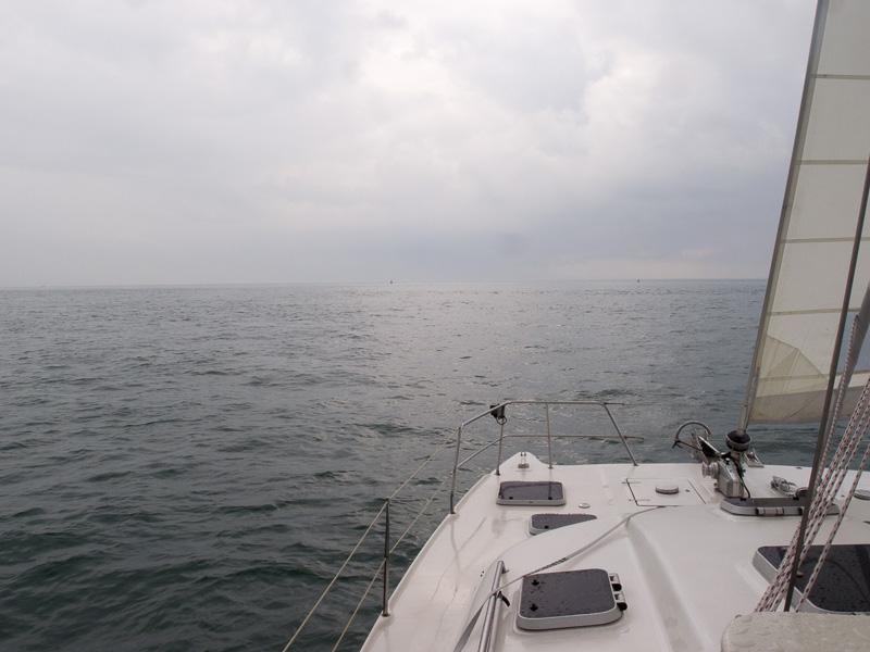 Ramsgate Portsmouth: könnt ihr die beiden Bojen sehen?