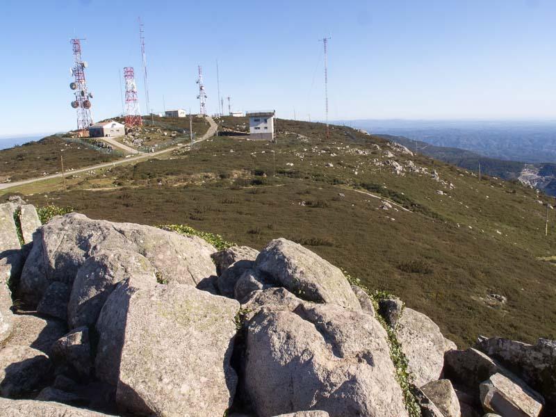 Foia: 903 Meter über dem Meeresspiegel.