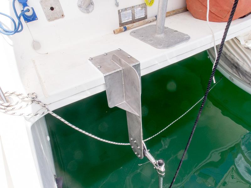 SailingGen: alles fertig. Ohne Probleme!!!! Soll es auch geben.