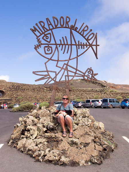 Highlights Lanzarote: Mirador