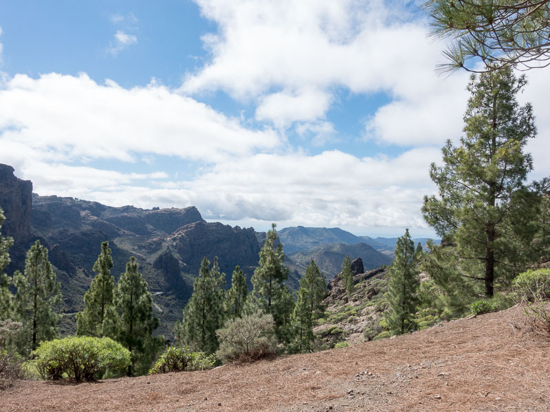 Gran Canaria: Ausblick vom Feinsten