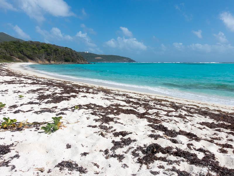 Canouan: Südseefeeling in der Karibik