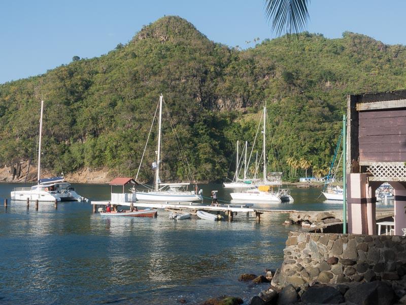 """Wallilabu Bay, Lesmona vor den Kulissen von """"Pirates of the Caribbean, 2"""""""
