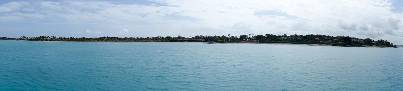 Jumby Bay Resort auf Long Island Antigua