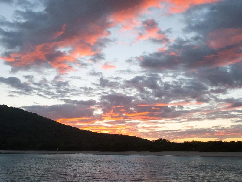 Culebrita: Sonnenaufgang, den wieder nur ich sehe