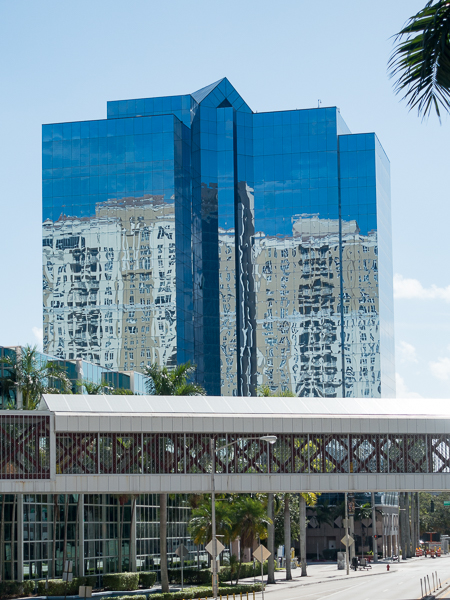 Spiegelungen in Fort Lauderdale