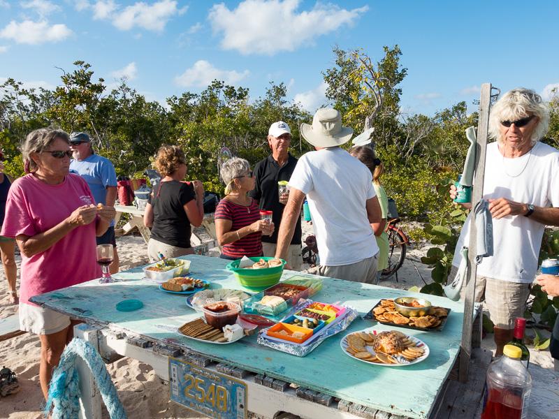 Long Island: Get together mit den amerikanischen Seglern