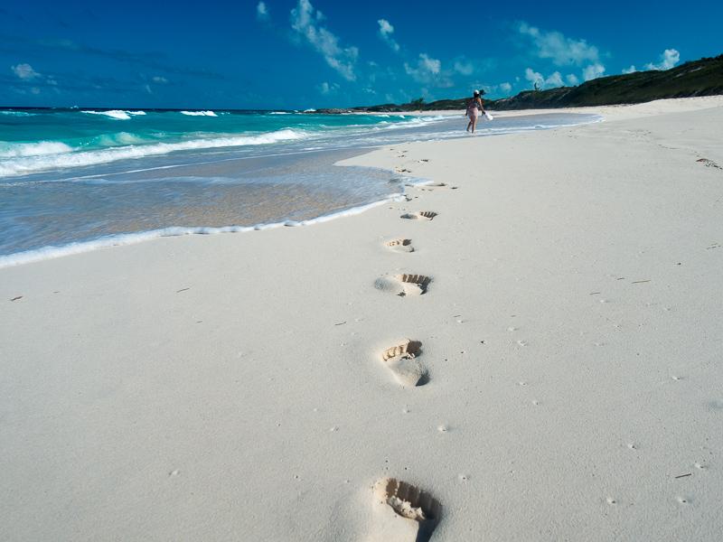 Mitsegeln Bahamas: Traumstrände ohne Ende