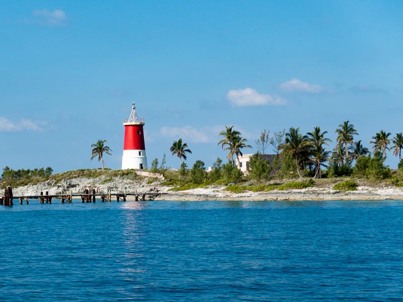 Abschied von den Bahamas. Wir werden wieder kommen