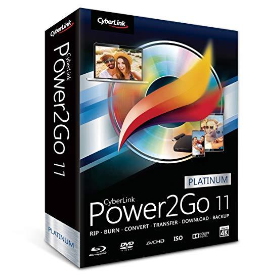 CyberLink Power2Go бағдарламасы