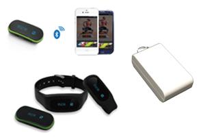 IoT機器、ウェアラブル機器の開発・販売