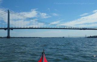 The next two bridges: Bronx-Whitestone and Throgs Neck