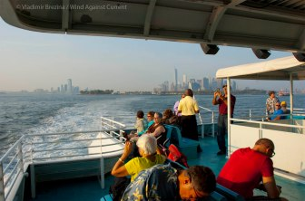 South of Governors Island