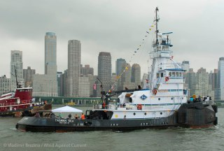 """The """"Resolute"""" and the """"Tasman Sea"""" might be the two tugs to watch"""
