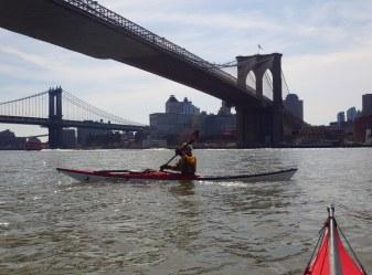 Under Brooklyn Bridge