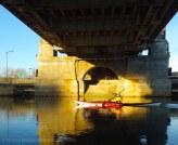 Under Macombs Dam Bridge