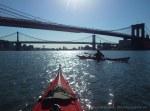 The East River bridges