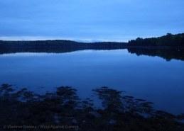 18. Dawn in Knubble Bay
