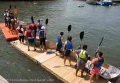 Cardboard Kayak Race 14