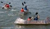 Cardboard Kayak Race 25