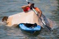 Cardboard Kayak Race 45