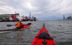 Manhattan circumnavigation 60
