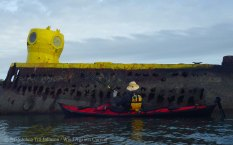 Yellow Submarine Paddle 20