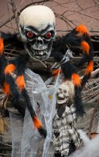 Halloween decorations 2015 13