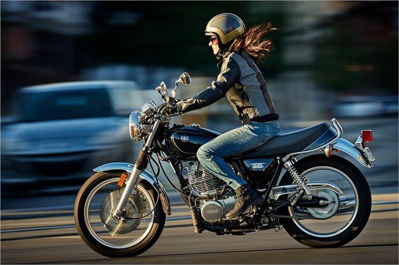 New Study: 1 in 5 Motorcycle Riders are Women | Wind Burned Eyes