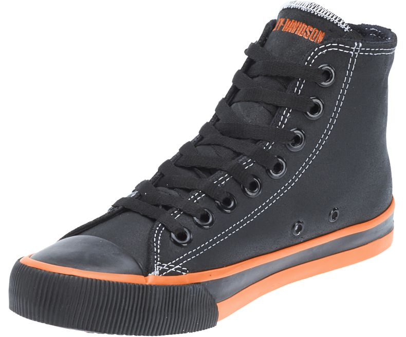Harley-Davidson Converse Shoes