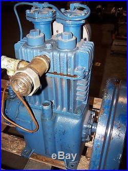 Quincy Model 216l 104 Air Compressor Pump Head