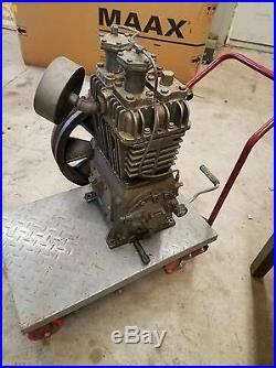 Quincy Model 230 32 Air Compressor Pump Head