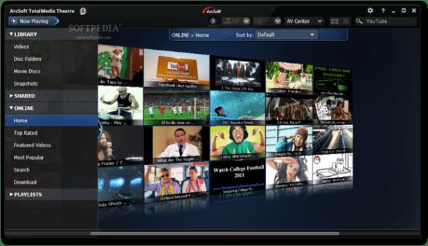 Arcsoft Tatal Media THEATRE