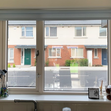 One-Way View Privacy Film